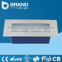 Die-Casting Ip65 3w Praça da lâmpada de parede / 3w LED Passo Light Stair luz / LED Wall Light Outdoor