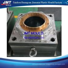 Cubo plástico del OEM con el molde de la inyección de la fregona de la inyección del molde de la inyección de la cubierta