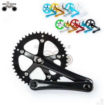 2017 style Bicycle alloy Chain wheel & crank / Bicycle parts / Bike crankset