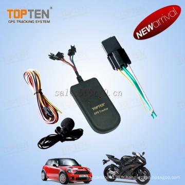 GPS Tracker Chip avec l'utilisation des véhicules à moteur, suivi en temps réel, Micro taille (GT08-KW)
