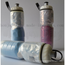 OEM Plastic Double Layer Sport Water Vacuum Bottle for Cycling
