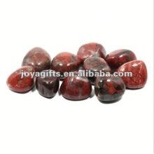 Pedras de pedras decorativas de alta gemas polidas