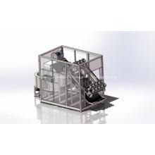 Super kompakte Geflügelverarbeitungsmaschine