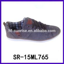 Calientes-vendiendo los zapatos planos únicos del mens del zapato del vestido del hombre del zapato del hombre de la clase