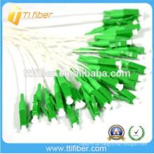 Pigmento de fibra óptica monomodo LC / Apc 0.9mm
