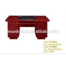 Офисная мебель 100% МДФ малый офисный стол с бумажной росписью