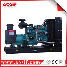 China used generator set 600kw 60Hz 1800 rpm generator