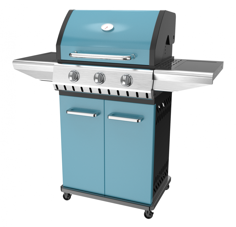 3 Burner Best Gas Grill 2019