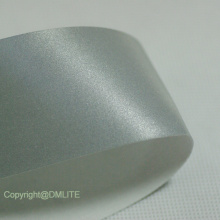 DM Silver Полиэстер Светоотражающая ткань для одежды