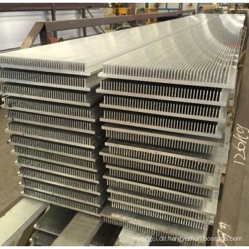 Hochpräzisions-Aluminium-Aluminium-Profil