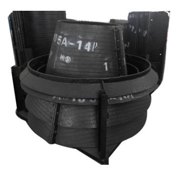 Peças de desgaste do britador anti-impacto