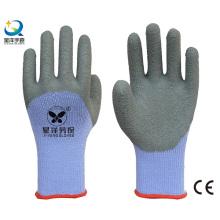 21 Gauge Yarn Latex 3/4 Coated Work Gloves