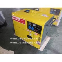 Gerador diesel silencioso 10kw do gerador 12kVA