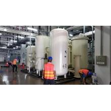 Carbon steel skid white nitrogen generator