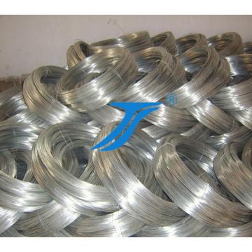 Galvanisierter Stahldraht für Zaun Mesh