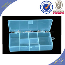 Caja de aparejos de pesca de plástico FSBX031-S028