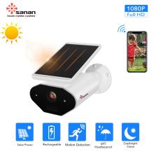 Беспроводная IP-камера с питанием от солнечной батареи