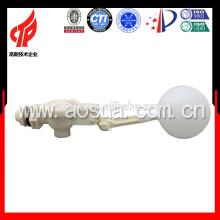 """1 """"Float Ball para torre de enfriamiento de agua, válvulas flotantes de plástico / válvula flotante con bola de plástico DN32"""