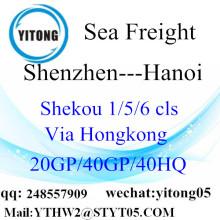 Global Freight Forwarder to Hanoi