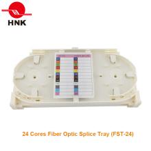 Bandeja de embreagem de fibra óptica de 24 núcleos (FST-24)