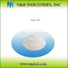 Chicory root inulin powder 90%