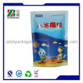 Aluminum Foil Stand up Zipper Bag for Snack Food Packing