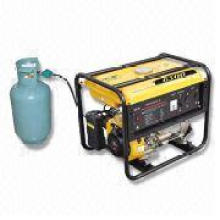 5kw Rated Power LPG Gasoline Generator (WH6500E-X/LPG)