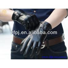 Herren Schaffell Großhandel Leder Handschuhe
