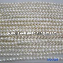 Fresh water pearl AA grade 7.5-8mm