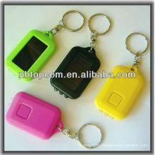 3LED Solar Keychain