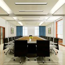Utilisation intérieure PE suface traitement panneau de plafond en aluminium où acheter