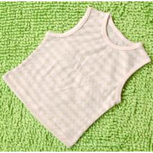 Comfortable 100% Organic Cotton Baby Vest