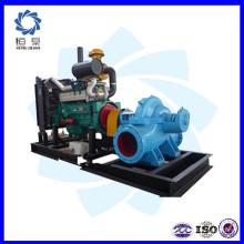 Насос с раздельным корпусом для дизельного двигателя с водяным насосом для орошения