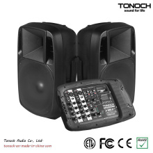 Hot Sale Plastic PA Combo Loudspeaker for Model Eom210p