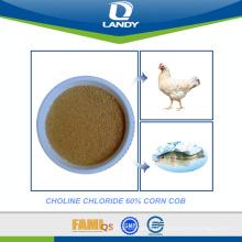 CHOLINE CHLORIDE 60% CORN COB