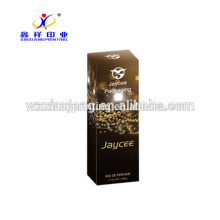 Emballage de maquillage de luxe de boîte cosmétique de papier