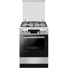 Horno individual Gas Range Independiente