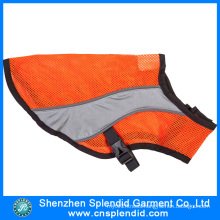 Hot Sale Reflective Safety Product Fluo Orange Pet Clothes