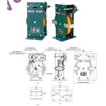 Двунаправленный регулятор скорости для 630Kgs Пассажирский подъемник Elevatir, регулятор скорости, элемент безопасности лифта