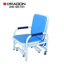 DW-MC101 Chambre d'hôpital accompagner des chaises avec accoudoir
