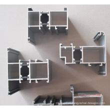 El mejor acabado perfil de aluminio de la ventana de la puerta de aluminio