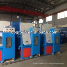 22DS(0.1-0.4) fine wire drawing machine china supplier silicone rubber extruder machine