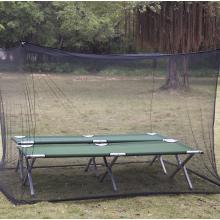 2020 Mosquitera de caja de camping doble para exteriores