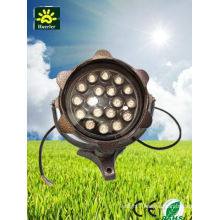 DC24v AC24V 18w RGB underwater led lights for fountains waterproof