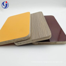 plywood furniture hot sell best quality melamine paper face plywood