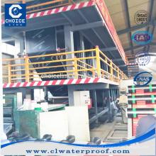 Reinforcement Bitumen Waterproof Membrane Machine