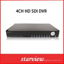 4CH 1080P Real Time HD-Sdi DVR Recorder