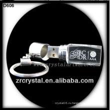Красивый кристалл USB флэш-диск BLKD606