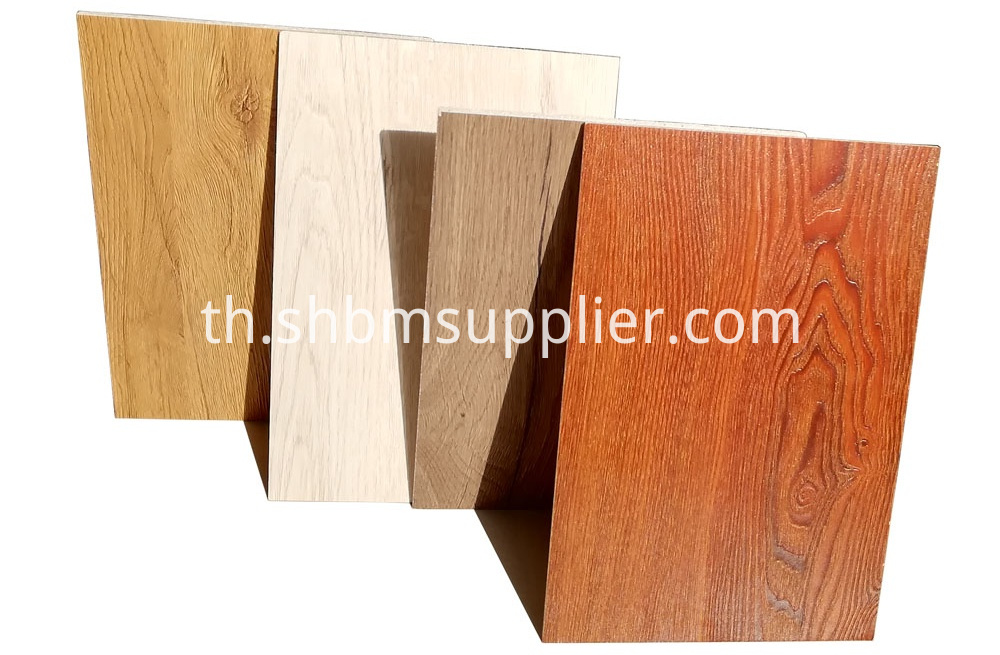 18mm Wooden Grain Laminated MgO Board For Floor