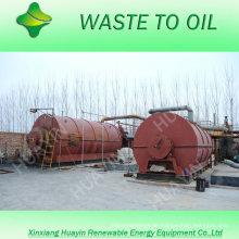 8 / 10T benutzte Abfall-Plastik / Reifen, die Maschinerie in Singapur / Indien aufbereiten